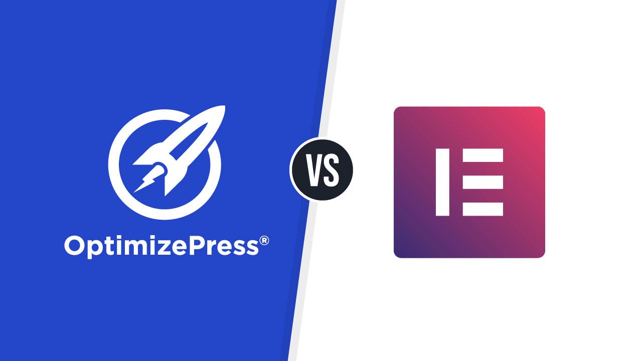 Elementor vs OptimizePress